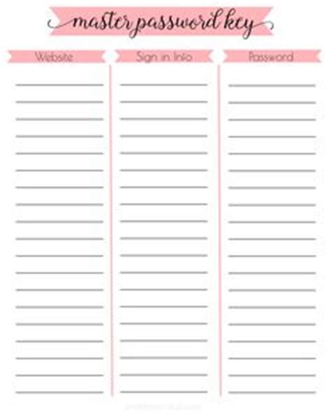 password card template free daily planner printable s krazy savings 5