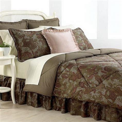 ralph lauren king size comforter ralph lauren hayden king comforter burgundy green taupe ebay