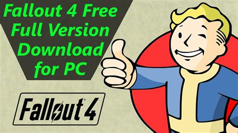 download free full version games for pc youtube fallout 4 pc download free full version game free for pc