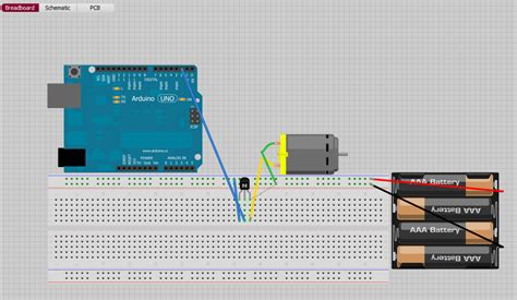code arduino control motor high voltage motor control with arduino robotics stack