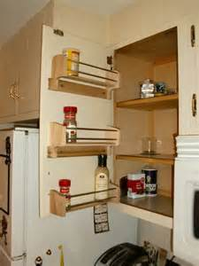 Kitchen Cabinet Rack by Cabinet Door Spice Rack Boston By Shelfgenie Of