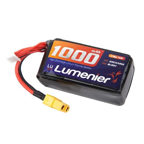 Lipo Battery High Voltage Lihv 4s 152v 1000mah 80 160c Onbo Power lumenier 1000mah 4s 35c lipo battery