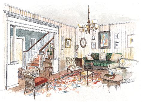 colonial interiors colonial revival interior design house restoration