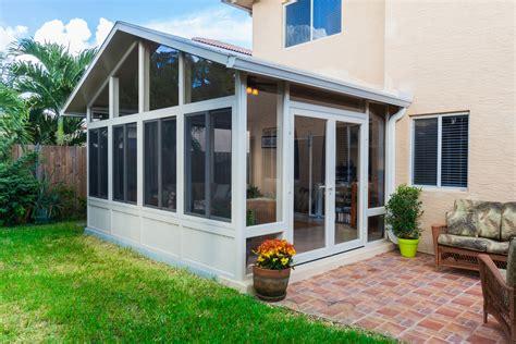 All Glass Sunroom Glass Sunrooms Impact Glass Sunrooms Venetian Builders