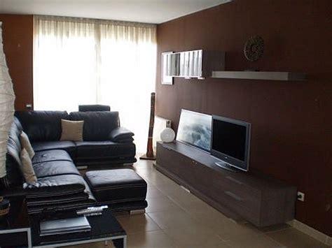 como decorar sala con muebles marrones el marr 243 n en la decoraci 243 n muebles decora ilumina