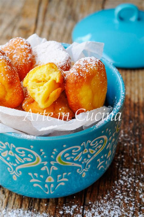 dolci alla ricotta arte in cucina frittelle alla ricotta e limone dolce veloce arte in cucina