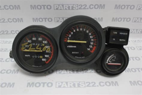 Speedometer Nex 34150b09j00n000 Yamaha Genuine Parts motoparts 22 yamaha fz 400 speedometer assy genuine used