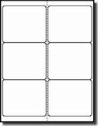 avery 1 x 4 label template 600 white laser only glossy labels 4 x 3 1 3 6 per sheet