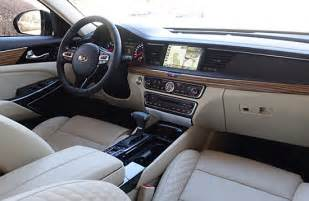 Kia K7 Interior Burlappcar More Pictures Of The All New 2017 Kia Cadenza K7