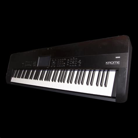 Keyboard Korg Krome 88 korg krome 88 keyboard 88 note key workstation piano ebay