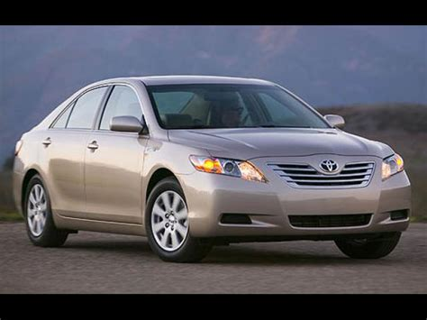 2007 Toyota Camry Hybrid Reviews Reliability 50 Best 2007 Toyota Camry Hybrid For Sale Savings From 2 699
