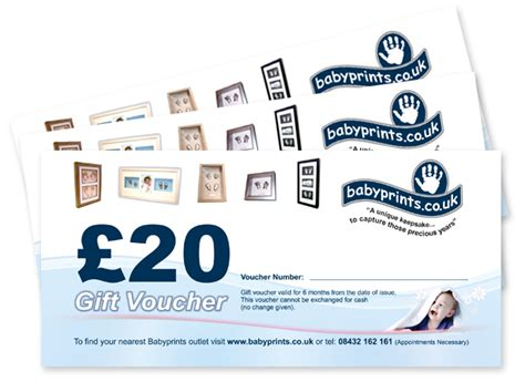 Voucher Map 100 By Forever gift vouchers babyprints
