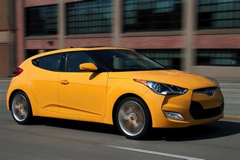 Hyundai Veloster 2014 Review by 2014 Hyundai Veloster New Car Review Autotrader