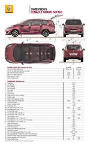 Renault Scenic Dimensions 21 Best Images About Grand Renault Sc 233 Nic On
