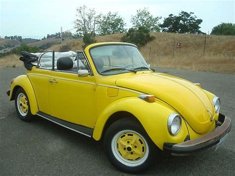 find  vw bug beetle convertible  redwood city california united states