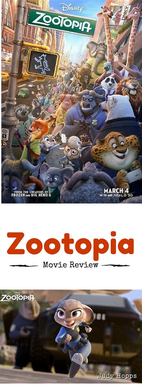 review film zootopia bagus zootopia movie review race to the theaters to see this hit