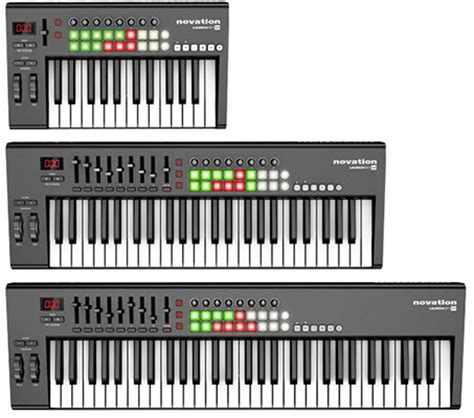 Jual Bnib Htc Vive Kaskus novation launchkey 25 49 61 keyboard controllers untuk