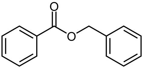 chemical   day todays chemical benzyl benzoate