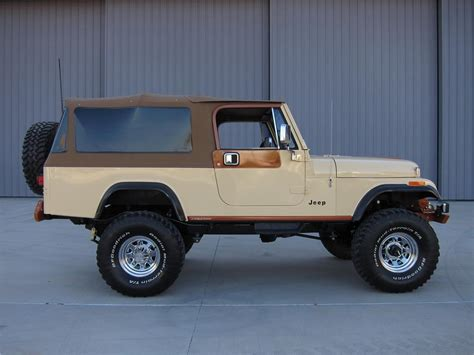 jeep cj8 1983 jeep cj 8 scrambler 125733