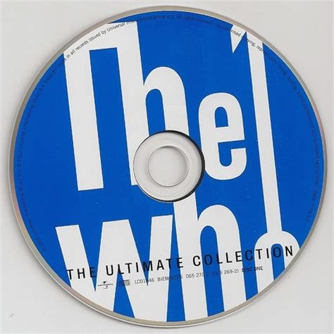 Cd Lobo Ultimate Collection the ultimate collection by the who cd x 2 with kroun2 ref 114706512