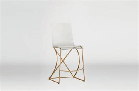 Gabby Johnson Counter Stool by Transparent Acrylic Counter Stool Johnson By Gabby