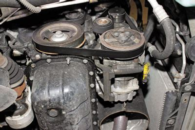 peugeot 206 timing belt replacement how to fit a timing belt on a peugeot 206 professional