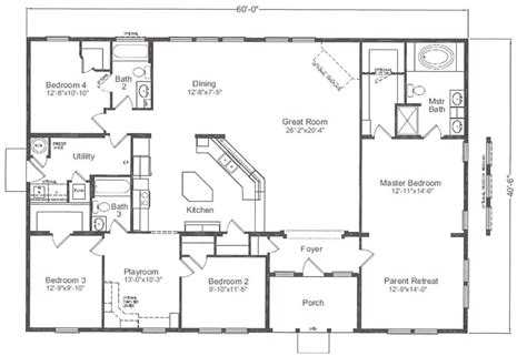 floor plans for 40x60 house 28 40x60 house floor plans 40x50 house floor plans 40x60 barndominium floor