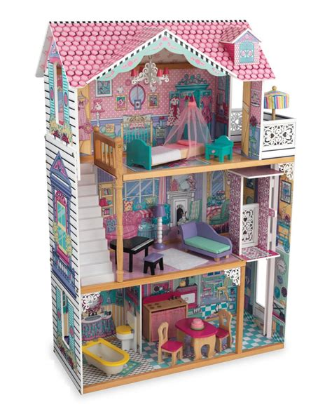 kid craft toys kidkraft annabelle dollhouse 65079 free shipping