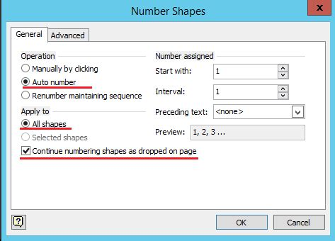 visio number shapes counting shapes in visio