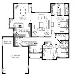 2000 Square Foot Floor Plans by House Plans And Design Modern House Plans Under 2000