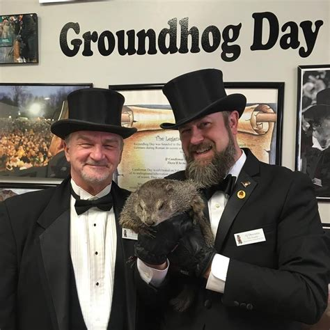 groundhog day news punxsutawney phil predicts an extended winter news