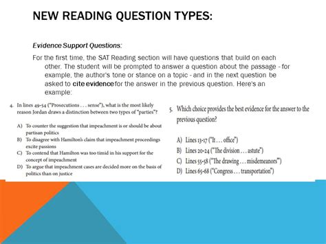 reading section act sat reading section tips 28 images sat reading
