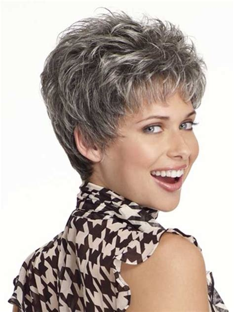 short curly grey hairstyles 2015 curly grey hairstyles 2015 elegant in addition to liked