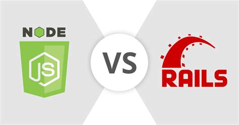 Pensil Alis San Ruby node js vs ruby on rails infographic vizteck