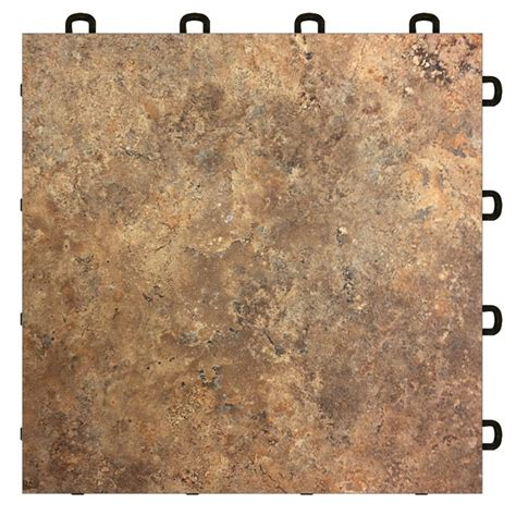 Interlocking Basement Floor Tiles Interlocking Basement Floor Tiles Clay Sandstone