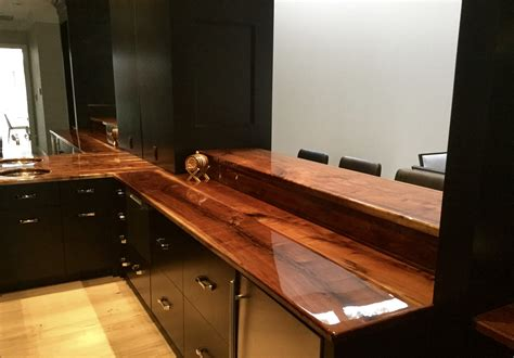 bar top countertop custom wood bar top counter tops island tops butcher