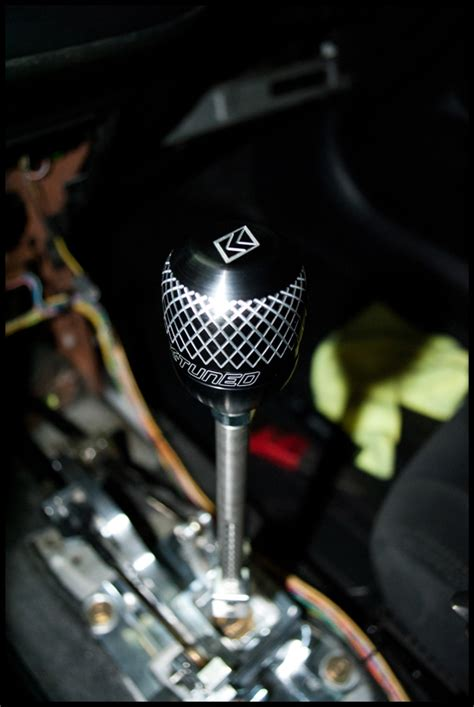 K Tuned Shift Knob by K Tuned Billet Shift Knob 183 Mkshift 183 Store Powered