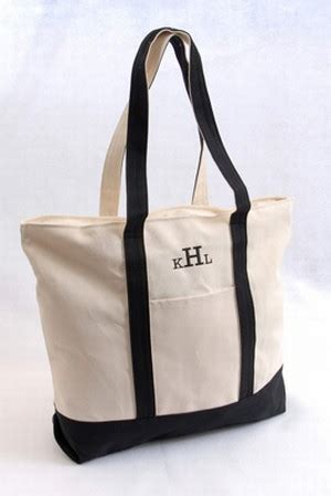 beach bag personalized personalized gifts eco friendly