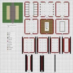 Millennium Tower Floor Plans Minecraft Livestock Barn By Coltcoyote On Deviantart