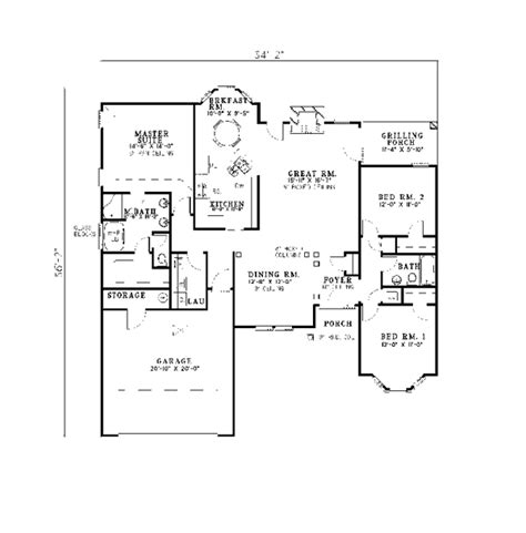 traditional floor plans augusta hill traditional home plan 055d 0034 house plans