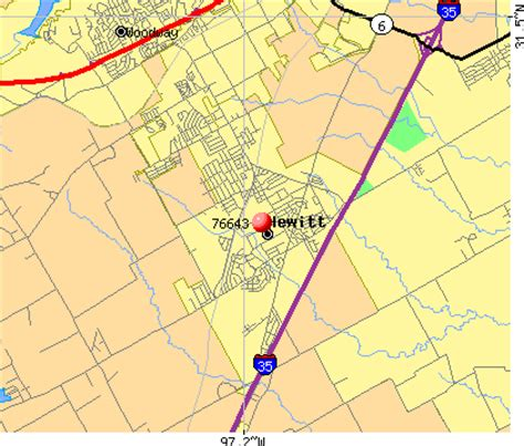 hewitt texas map 76643 zip code hewitt texas profile homes apartments schools population income