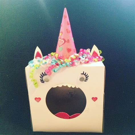 unicorn valentines day box 17 best images about holidays s day on