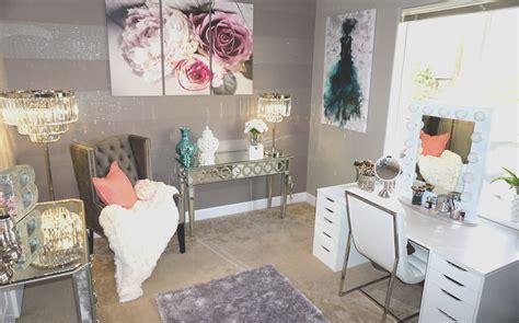 beauty room ideas makeup unique  vanity beauty room