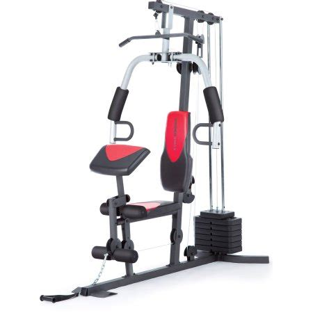 weider 2980 home with 214 lbs of resistance walmart