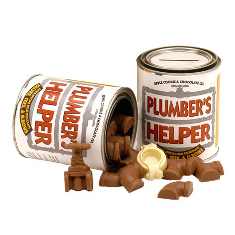 Plumbing Helper plumber s helper chocolate