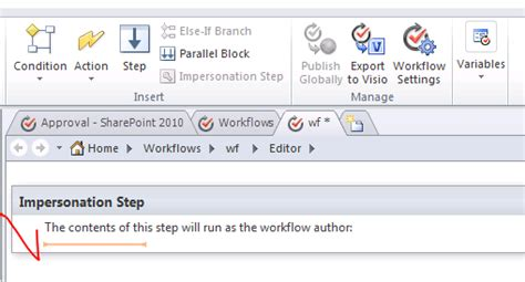 sharepoint 2010 workflow impersonation step sharepoint workflow mai omar desouki avid sharepointer