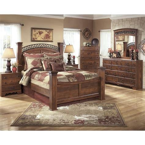timberline bedroom set timberline 6 wood poster panel bedroom set b258 31 36 46 64n 71n 77 92 98n pkg