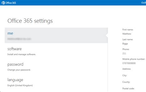 Office 365 Outlook Display Settings 301 Moved Permanently
