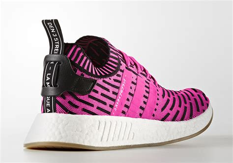 Adidas Nmd R2 Pk Pink Po adidas nmd r2 japan pack by9696 by9697 sneakernews