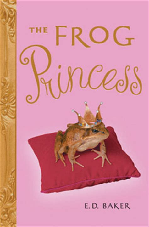bad princess true tales from the tiara books the frog princess by e d baker pages unbound book